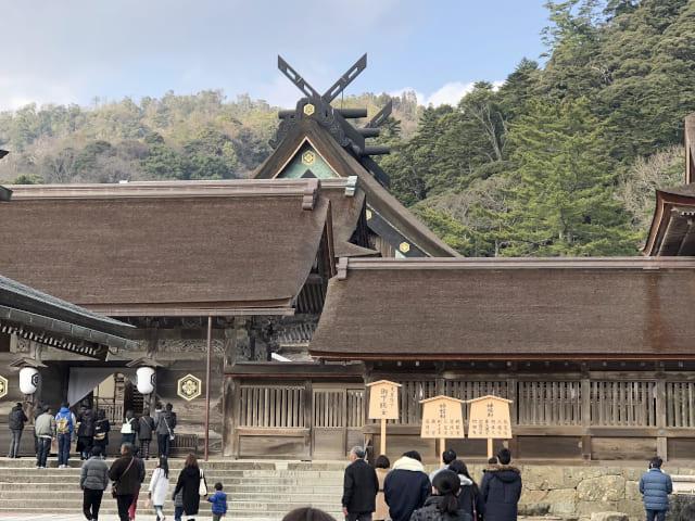 Sanctuaire d'Izumo Taisha