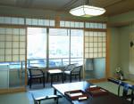 Chambre de style japonais (10 tatamis)
