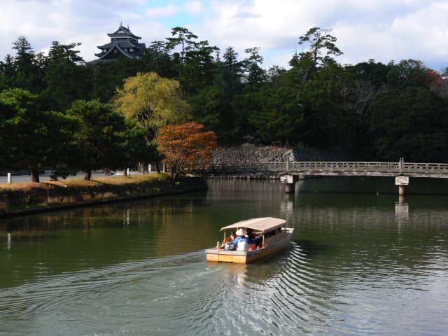 堀川游览船