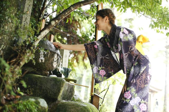 玉作汤神社